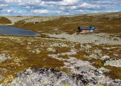 Varggransstugan – Timmerkojan – Björnrike